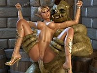 3d porno elf fantezileri